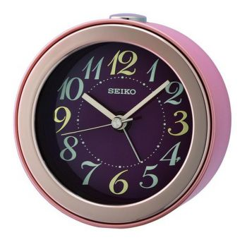 Seiko  Alarm Clock     QHE172P-NEW