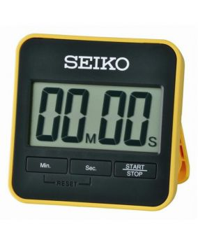 Seiko Stopwatch Countdown Timer - QHY001Y NEW