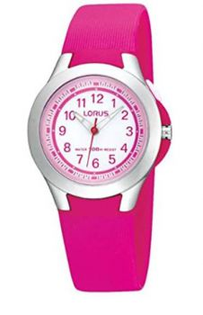 Lorus Ladies/Childrens Resin Strap Watch R2313FX9-LNP-NB - BUY ONE GET ONE FREE!