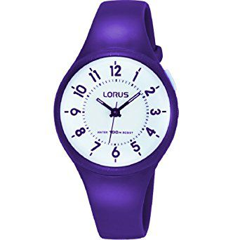 Lorus Ladies/Childrens Resin Strap Watch  NB  LNP   R2323JX9