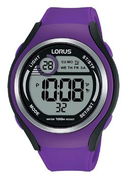 NB Lorus Gents Resin Strap Watch - R2385LX9-LNP