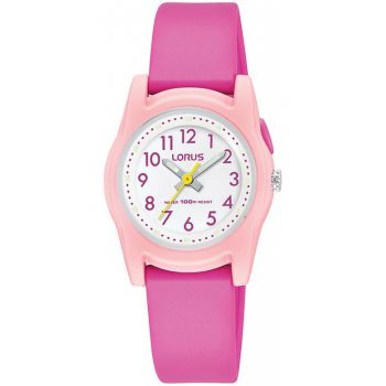 Lorus Childrens Resin Strap Watch     R2389MX9-LNP