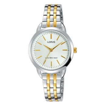 Lorus Ladies Two Tone Watch    RG231NX9-LNP