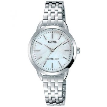 Lorus Ladies Stainless Steel Watch   RG233NX9-LNP