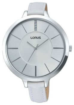 LNP X RG239JX9 Lorus Ladies Stainless Steel Leather Strap Watch