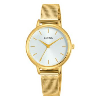 Lorus Ladies Gold Plated Watch    RG250NX8-LNP