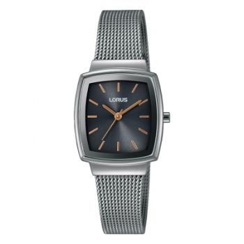 Lorus Ladies Gunmetal Watch  LNP  RG255LX9