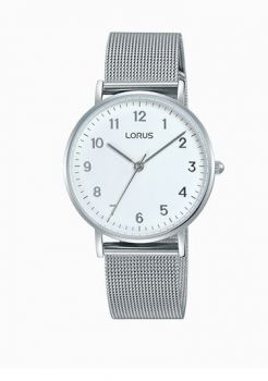 Lorus Ladies Stainless Steel Bracelet Watch RH823CX9-LNP