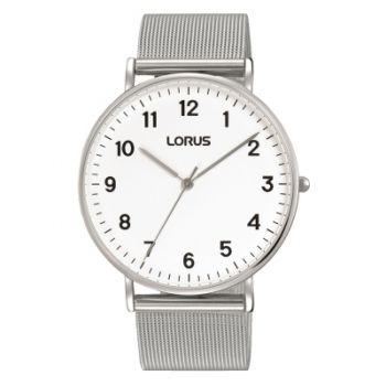 Lorus Gents Stainless Steel Watch -      RH817CX9-LNP