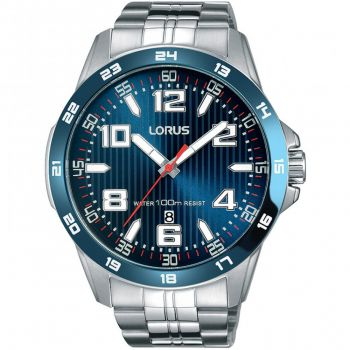 Lorus Gents Stainless Steel Sports Watch       RH901GX9-NEW