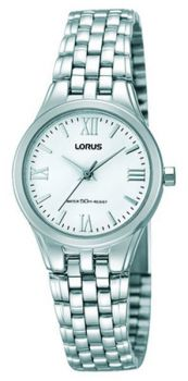 Lorus Ladies Stainless Steel Bracelet Watch      RRS01UX9-LNP