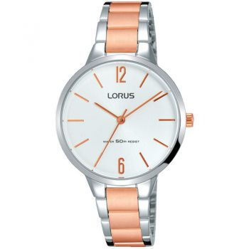 Lorus Ladies Two Tone Watch   RRS19WX9-LNP