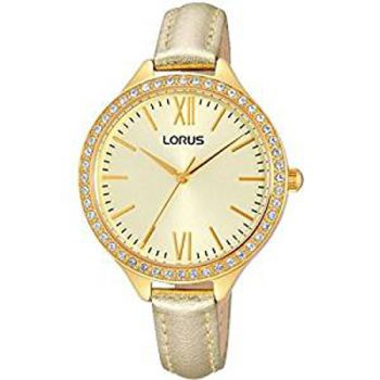Lorus Ladies Gold Plated Dress Watch    RRS32VX9-LNP