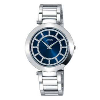 Lorus Ladies Stainless Steel Watch - RRW05FX9 LNP