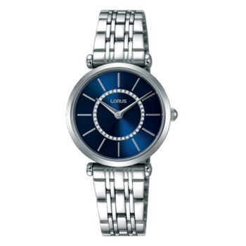 Lorus Ladies Stainless Steel Watch       RRW97EX9-LNP