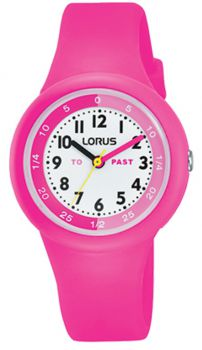 NEW RRX99EX9 Lorus Ladies/Childrens Resin Strap Watch