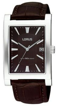 Lorus Gents Leather Strap Watch    RXD23EX9-LNP