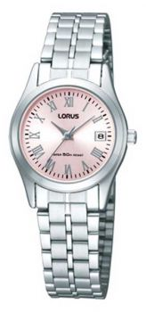 Lorus Ladies Stainless Steel Bracelet Watch  RXT09EX9-LNP