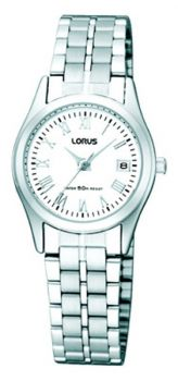 Lorus Ladies Stainless Steel Bracelet Date Watch - RXT91DX9 LNP