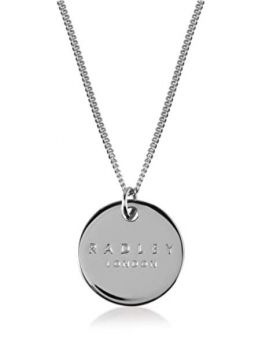 Radley 'Broad Street' 925 Sterling Silver Necklace  RYJ2019 RJNP