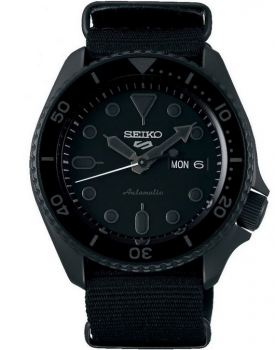 Seiko 5 Gents Automatic Divers Style Sports Watch - SRPD79K1 NEW