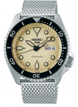 Seiko 5 Gents Automatic Divers Style Sports Watch - SRPD67K1 NEW