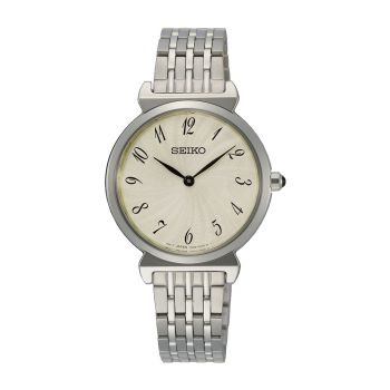 Seiko Ladies Two Tone Watch - SFQ801P1 NEW