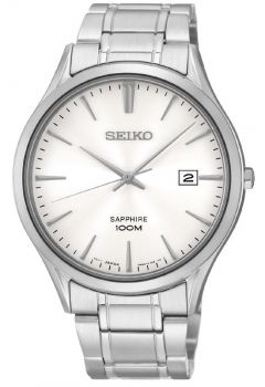 Seiko Gents Stainless Steel Watch - SGEG93P1 NEW
