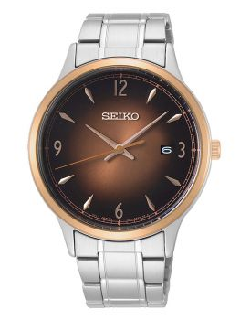 Seiko Gents Conceptual Series Stainless Steel Watch - SGEH90P1-NEW