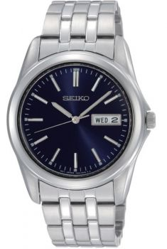 Seiko Gents Stainless Steel Watch SGGA41P1 NEW