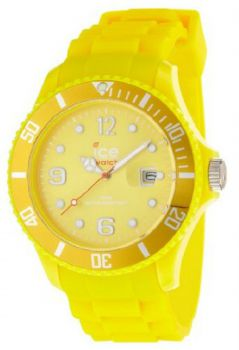 Ice Watch Unisex Resin Strap Watch - SI.YW.U.S.09-INP
