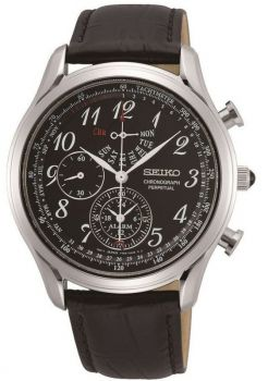 Seiko Gents Perpetual Calendar Watch SPC255P1 NEW
