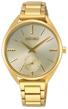 Seiko Ladies Special Edition Dress Watch - SRKZ50P1 NEW