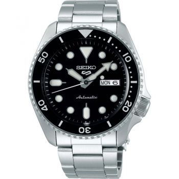 Seiko 5 Gents Automatic Divers Style Sports Watch - SRPD55K1 NEW