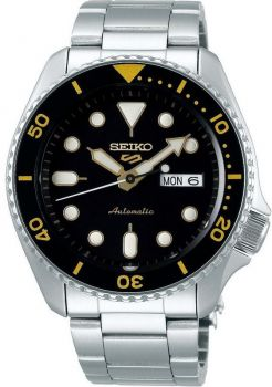Seiko 5 Gents Automatic Divers Style Sports Watch - SRPD57K1 NEW