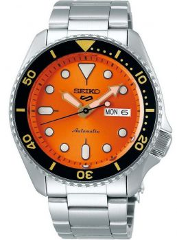 Seiko 5 Gents Automatic Divers Style Sports Watch - SRPD59K1 NEW