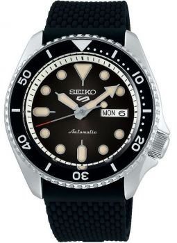 Seiko 5 Gents Automatic Divers Style Sports Watch - SRPD73K2 NEW