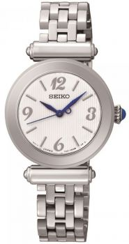 Seiko Ladies Stainless Steel Bracelet Watch - SQNP SRZ403P1