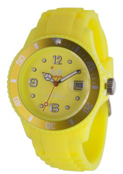Ice Watch Unisex Resin Strap Watch - SS-NYW.U.S.12-INP