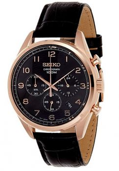 Seiko Gents Chronograph Dress Watch SSB296P1 NEW