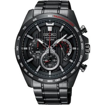 Seiko Gents EXCLUSIVE Chronograph Date Display Watch  SSB311P1-NEW