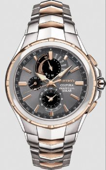 Seiko Coutura Perpetual Gents Solar Watch SSC788P9 NEW