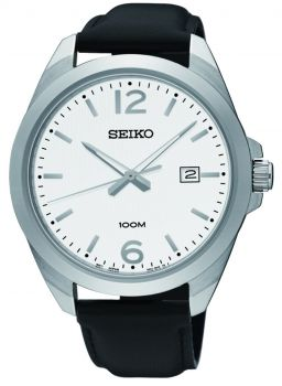 Seiko Gents Neo Classic Dress Watch - SUR213P1 NEW