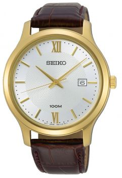 Seiko Gents Classic Dress Watch - SUR298P1 NEW