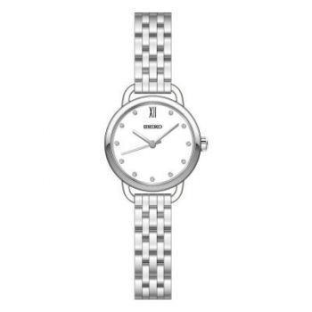NEW Seiko Ladies Stainless Steel Watch   SUR697P1