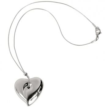 Breil Heart Stainless Steel Necklace TJ0841 BJNP