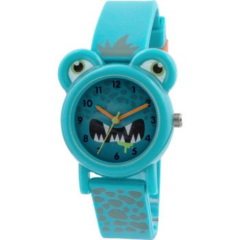 Tikkers Childrens  Resin Strap Watch   TK0098-TNP