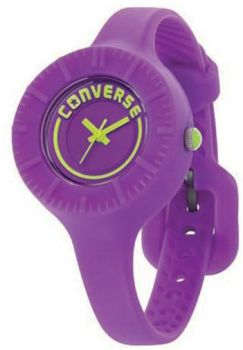 Converse Ladies/Childrens Skinny 11 Purple Resin Watch     VR027-505-CNP